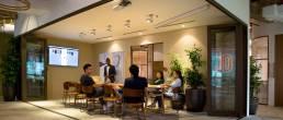 Meeting at Dojo Office