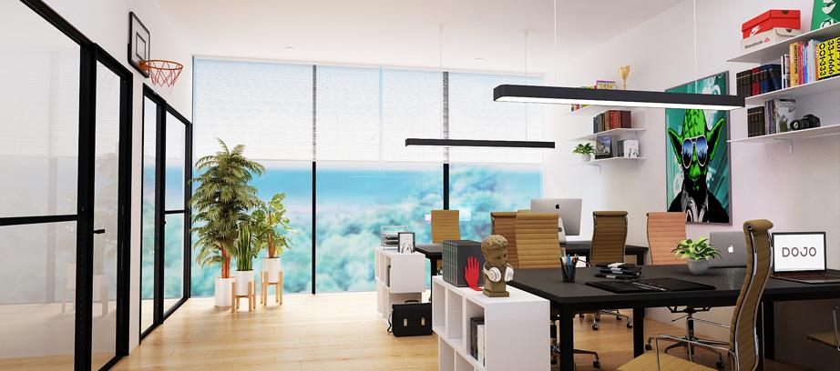 Dojo Office Sample