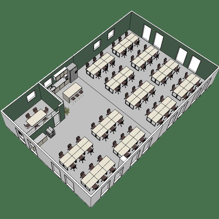 DOJO layout plan3 850x850